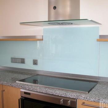lackierte Küchenrückwand (Scheiben)